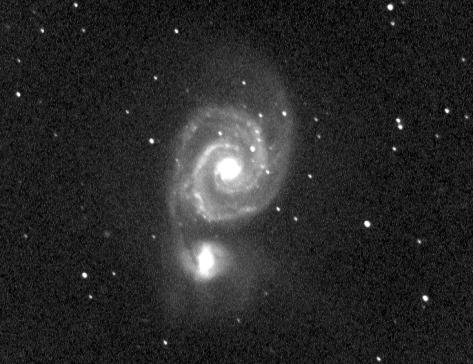 M-51 Galaxia
