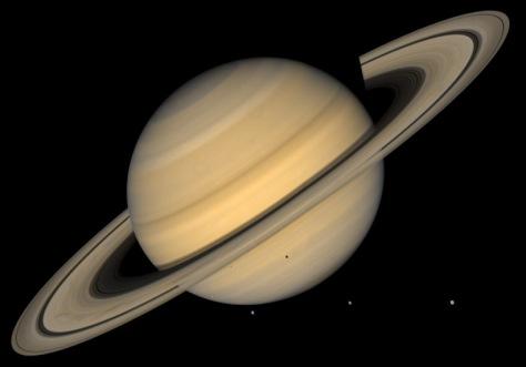 Saturno. Voyager