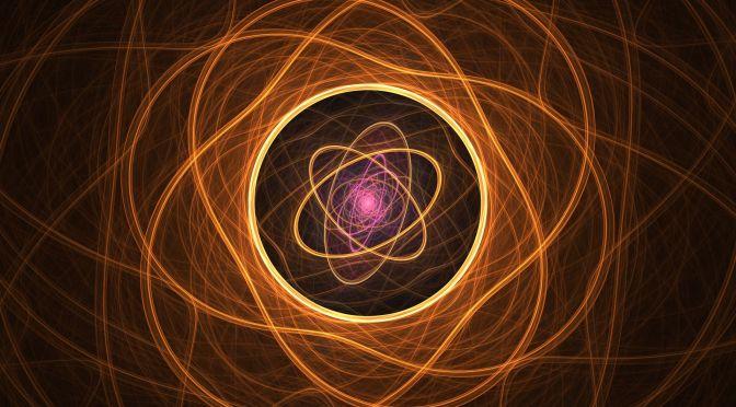 átomos