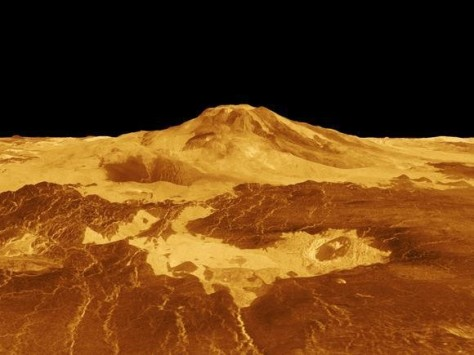 volcan venus