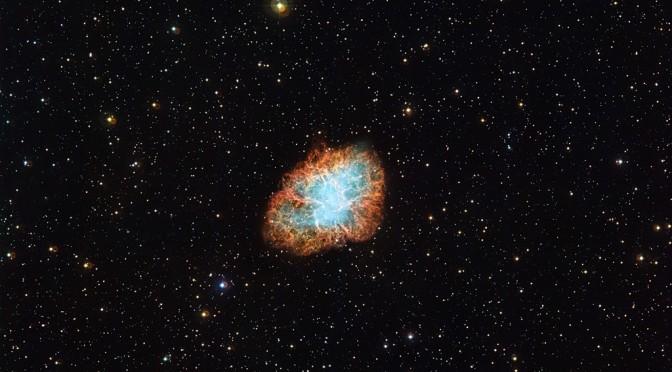 Estallido de una supernova