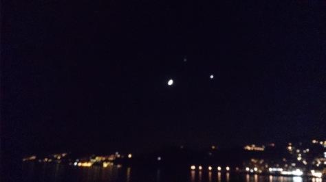 Planetas y la Luna