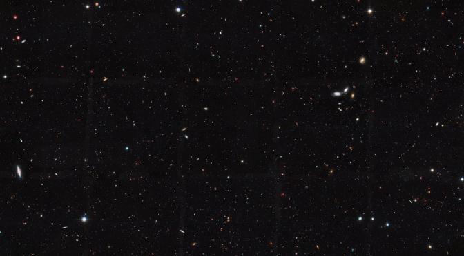 Número de galaxias que hay en el Universo