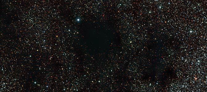 Nebulosa Saco de Carbón