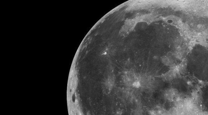 Se detecta el choque de una roca contra la Luna