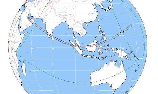 Eclipse anular de Sol del día 26 de diciembre de 2019